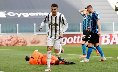 Video Highlight Juventus vs Inter Milan, bóng đá Ý hôm nay 16/5