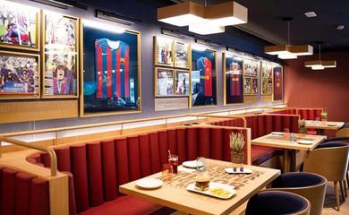 Món ăn nào khiến Messi và các ngôi sao Barca phát cuồng?