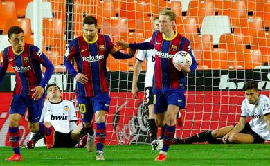 Messi chuẩn bị đạt thành tích ghi bàn chưa từng có ở La Liga