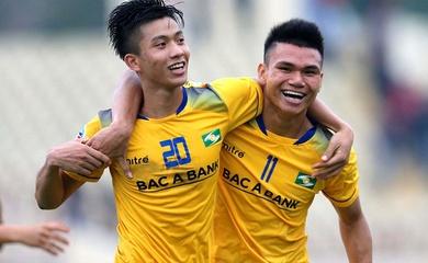 SLNA giữ chân thành công Phan Văn Đức và Phạm Xuân Mạnh