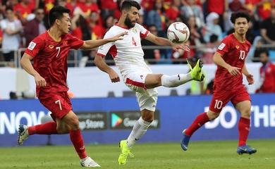 Lịch thi đấu giao hữu: Việt Nam vs Jordan 2021 đá mấy giờ, ngày nào?