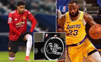 Curry và LeBron dẫn đầu NBA bắt tay với giải bóng đá Ngoại hạng Anh