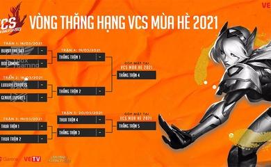 Trực tiếp vòng thăng hạng VCS Mùa Hè 2021: BTS vs BOX