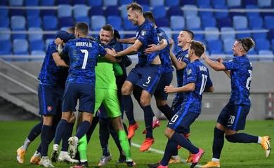 Đội tuyển Slovakia: Thành tích tốt nhất trên đường tới Euro 2021