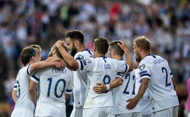 Đội tuyển Phần Lan: Thành tích tốt nhất trên đường tới Euro 2021