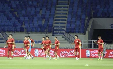 Số áo đội tuyển Việt Nam ở vòng loại World Cup 2022 mới nhất