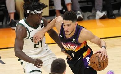 Nhận định NBA Finals G2: Phoenix Suns vs Milwaukee Bucks (ngày 09/07, 8h00)