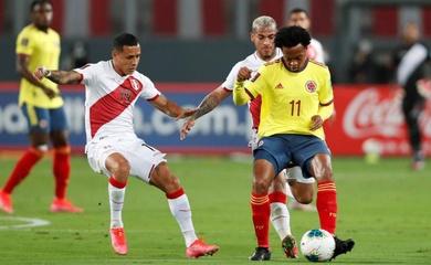 Nhận định, soi kèo Colombia vs Peru, 7h ngày 10/07, Copa America