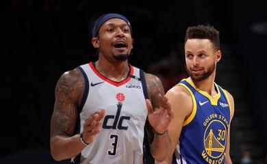 Golden State nhắm sao ghi điểm Bradley Beal, quyết lập superteam bên cạnh Curry