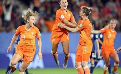 Kết quả bóng đá nữ Hà Lan vs nữ Brazil, Olympic 2021