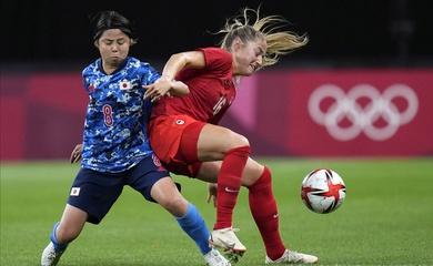Kết quả bóng đá nữ Nhật Bản vs nữ Anh, Olympic 2021