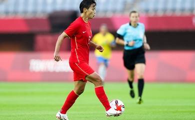 Kết quả bóng đá nữ Trung Quốc vs nữ Zambia, Olympic 2021