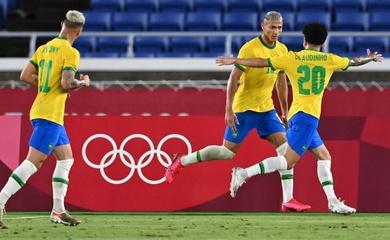 Nhận định bóng đá U23 Brazil vs U23 Bờ Biển Ngà, Olympic 2021