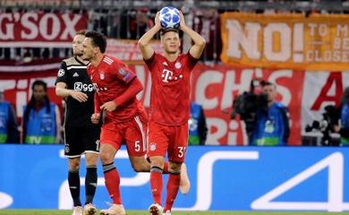 Trực tiếp bóng đá Bayern Munich vs Ajax, giao hữu quốc tế 2021