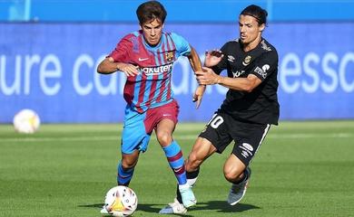 Trực tiếp bóng đá Barca vs Girona, giao hữu quốc tế 2021