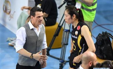 Bóng chuyền Olympic Tokyo ngày 25/7: Zhu Ting đối đầu thầy cũ