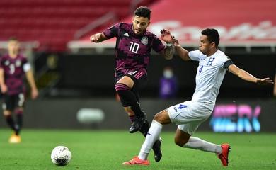 Kết quả Mexico vs Honduras, video tứ kết Gold Cup 2021