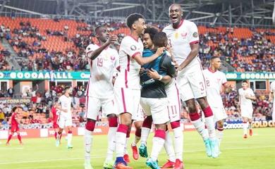 Trực tiếp bóng đá Qatar vs El Salvador, tứ kết Gold Cup 2021