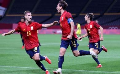Nhận định, soi kèo bóng đá Olympic nam ngày 28/07: U23 Tây Ban Nha vs U23 Argentina