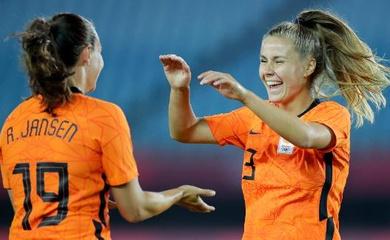 Nhận định, soi kèo bóng đá Olympic nữ hôm nay 27/07: Nữ Hà Lan vs Nữ Trung Quốc