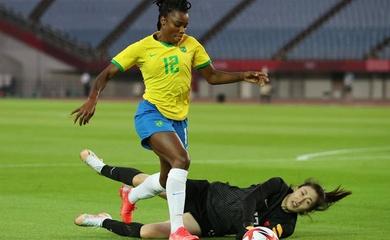 Nhận định bóng đá Nữ Brazil vs Nữ Zambia, Olympic Nữ 2021