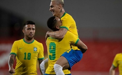 Nhận định bóng đá U23 Saudi Arabia vs U23 Brazil, Olympic 2021