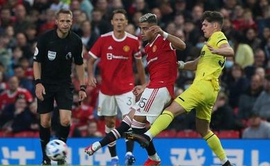 Kết quả bóng đá MU vs Brentford, video giao hữu quốc tế 2021