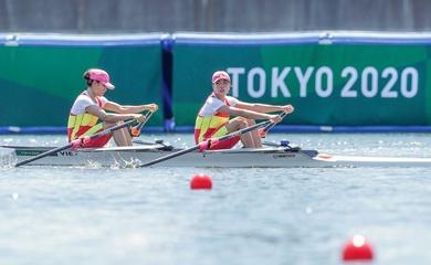 Trực tiếp Olympic 2021 hôm nay 29/7: Rowing Việt Nam về 3/6 Chung kết C phân hạng
