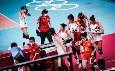Bóng chuyền Olympic ngày 29/7: Trung Quốc cùng Hàn Quốc thi nhau gây sốc