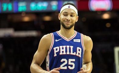 Ben Simmons khăn gói sẵn sàng rời Philadelphia 76ers