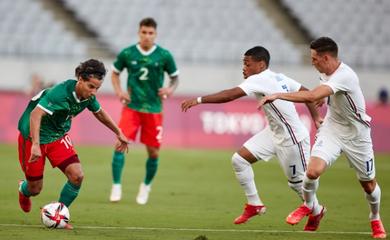 Nhận định bóng đá U23 Mexico vs U23 Hàn Quốc, Olympic 2021