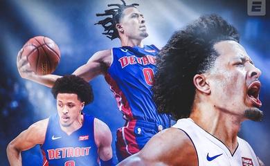 Kết quả NBA Draft 2021: Cade Cunningham và hy vọng trở thành ngôi sao mới của Pistons