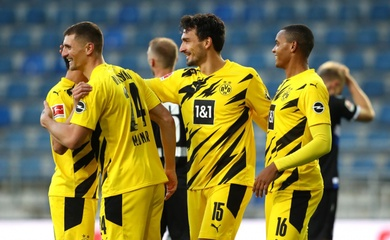 Kết quả bóng đá Dortmund vs Bologna, video giao hữu quốc tế 2021