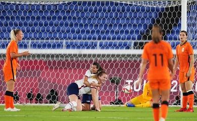 Kết quả bóng đá nữ Hà Lan vs nữ Mỹ, Olympic 2021
