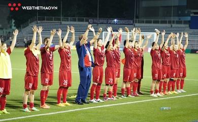 Cánh cửa đến World Cup bất ngờ rộng mở với tuyển nữ Việt Nam