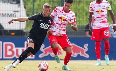 Trực tiếp bóng đá RB Leipzig vs Ajax, giao hữu quốc tế 2021