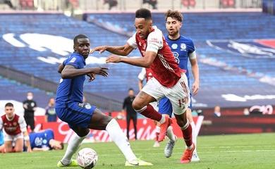 Lịch trực tiếp Bóng đá TV hôm nay 1/8: Arsenal vs Chelsea