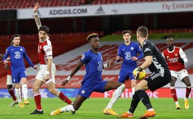 Đội hình Arsenal vs Chelsea: Aubameyang đối đầu Werner