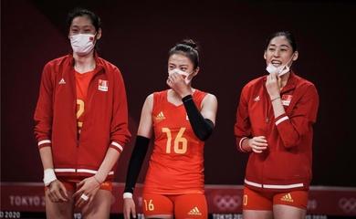 Bóng chuyền nữ Olympic ngày 31/7: Ngôi sao Zhu Ting dự bị, Trung Quốc gỡ gạc danh dự