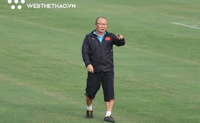 Không có gì đảm bảo HLV Park Hang Seo gia hạn hợp đồng với VFF