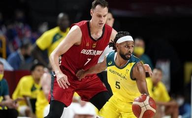 Nhấn chìm ĐT Đức, Úc hiên ngang vượt qua vòng bảng với cả 3 trận thắng
