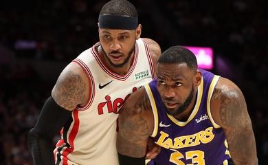 Carmelo Anthony trở thành mục tiêu tiếp theo của Los Angeles Lakers?
