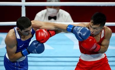 Kết quả Boxing Olympic: Hai đại diện Châu Á cuối cùng hạng 57kg bị loại