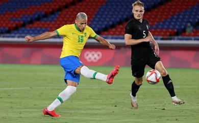 Lịch trực tiếp Bóng đá TV hôm nay 3/8: U23 Brazil vs U23 Mexico