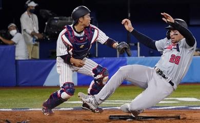 Kết quả Olympic 2021 ngày 2/8: Bóng chày Nhật Bản thắng Mỹ nghẹt thở