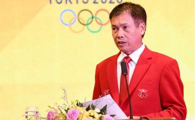Trưởng đoàn Trần Đức Phấn nói gì về thành tích của TTVN ở Olympic?