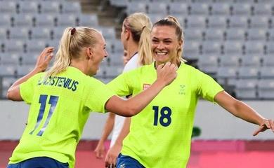 Nhận định, soi kèo chung kết Nữ Thụy Điển vs Nữ Canada
