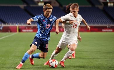 Kết quả bóng đá U23 Nhật Bản vs U23 Tây Ban Nha, bán kết Olympic 2021