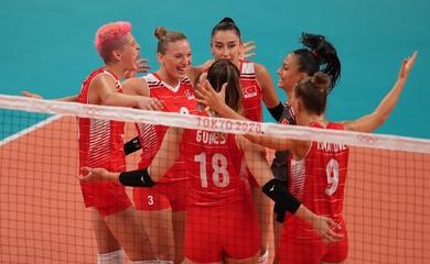 Lịch trực tiếp Olympic 2021 hôm nay 4/8: Tứ kết bóng chuyền nữ