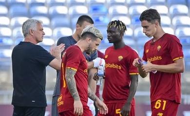Kết quả bóng đá Belenenses vs AS Roma, video giao hữu quốc tế 2021